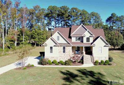 Smithfield Single Family Home For Sale: 1146 Country Club Road