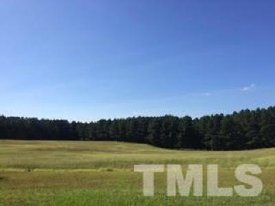 Johnston County Residential Lots & Land For Sale: 5352 Nc 210 Highway