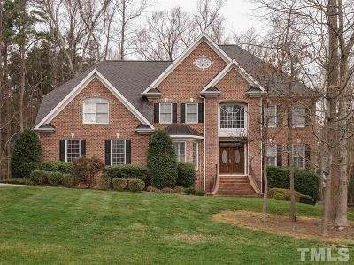 Raleigh Single Family Home For Sale: 917 Oak Creek Road