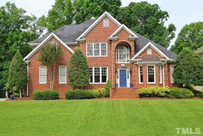 Raleigh NC Single Family Home For Sale: $775,000