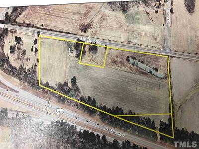 Wake County Residential Lots & Land For Sale: 1400,1424 Old Bunn Road