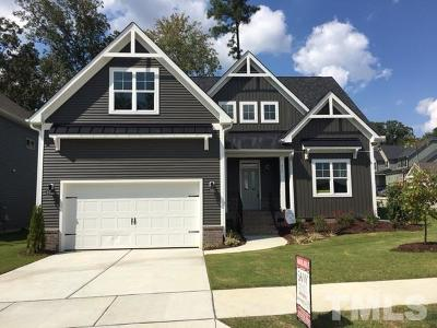 Tyler Park Single Family Home For Sale: 537 Culmore Drive #Lot 17