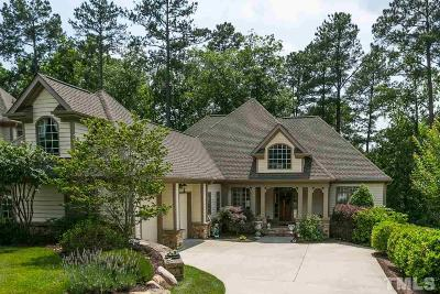 Chatham County Single Family Home For Sale: 19210 Stone Brook