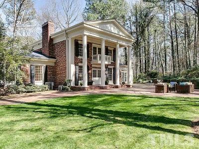 Durham Single Family Home For Sale: 3902 Regent Road