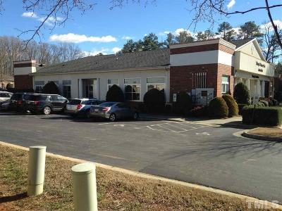 Wake Forest Commercial For Sale: 851B Durham Road