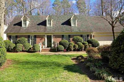 North Ridge Single Family Home For Sale: 6908 Rainwater Road