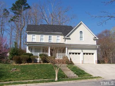 Raleigh Single Family Home Pending: 10405 Ashmead Lane