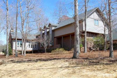 Mebane Single Family Home For Sale: 304 Pebble Beach Drive