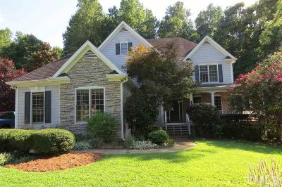 Raleigh Single Family Home For Sale: 1309 Crossgar Court