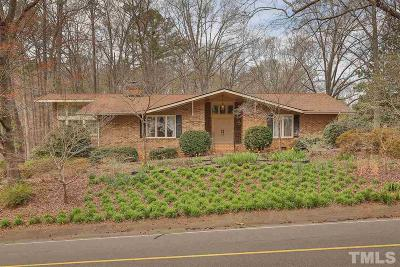 Sanford Single Family Home For Sale: 200A Traceway