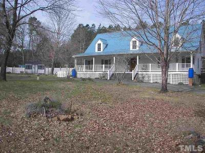 Chapel Hill Single Family Home Pending: 7525 Old Nc 86 Highway