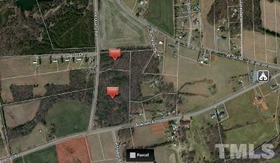 Orange County Residential Lots & Land For Sale: 7005 Bowman Road