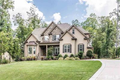 Johnston County Single Family Home For Sale: 22 Bella Casa Way