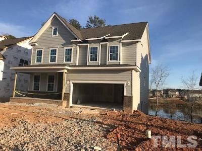 Apex Single Family Home Pending: 217 Pondside Drive #139