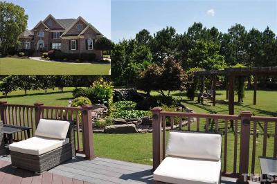 Garner Single Family Home For Sale: 149 Brighton Drive