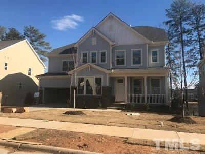 Apex Single Family Home Pending: 221 Pondside Drive #138