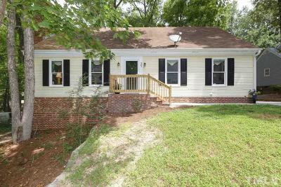 Knightdale Single Family Home For Sale: 307 Carrington Drive