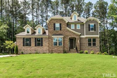 Apex Single Family Home Pending: 3825 Hickory Manor Drive