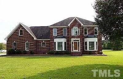 Single Family Home Pending: 101 Lake Ridge Drive