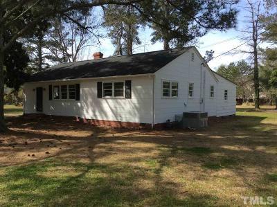 Dunn Single Family Home For Sale: 907 W Morris Circle