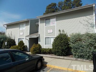 Durham Multi Family Home Pending: 1806 Chapel Hill Road