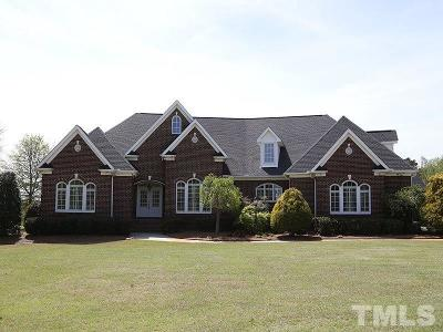 Willow Spring(s) Single Family Home Contingent: 255 Dupree Road