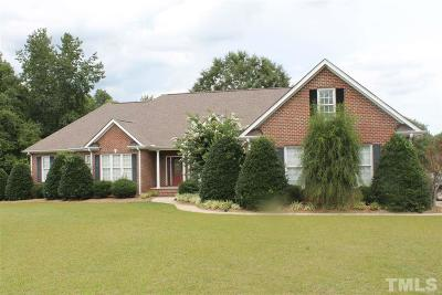 Harnett County Single Family Home For Sale: 239 Millwood Lane