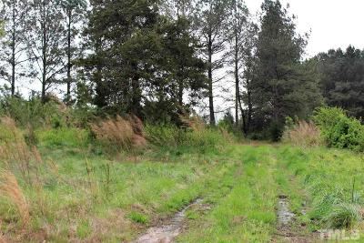 Durham County Residential Lots & Land For Sale: 710 Orange Factory Road
