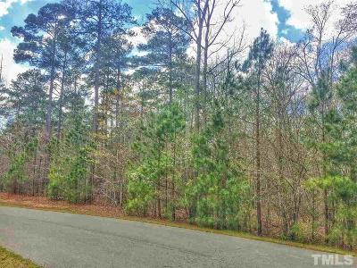 Apex Residential Lots & Land For Sale: 162 Centennial Court