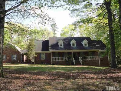 Sanford Single Family Home For Sale: 7704 Villanow Drive