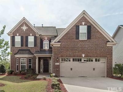 Morrisville Single Family Home For Sale: 913 Jewel Stone Lane