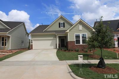 Durham County Single Family Home For Sale: 1029 Cuthbert Lane #Lot 191