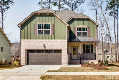 Apex Single Family Home For Sale: 8113 Wheeler Woods Drive