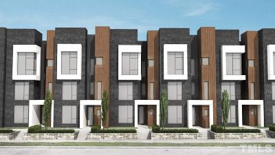 Townhouse Contingent: 710 W Jones Street
