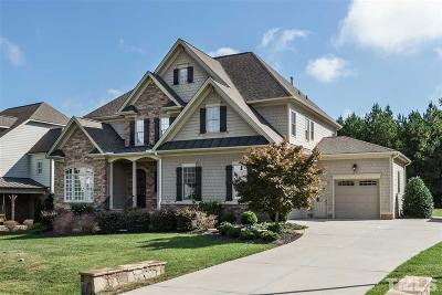 Cary Single Family Home For Sale: 7209 Ryehill Drive