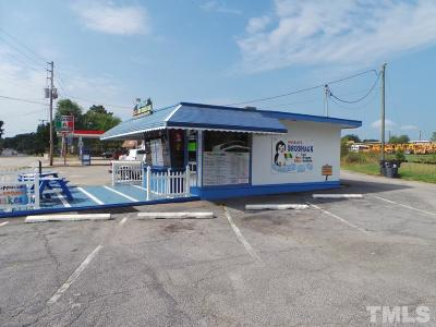 Granville County Commercial For Sale: 935 College Street