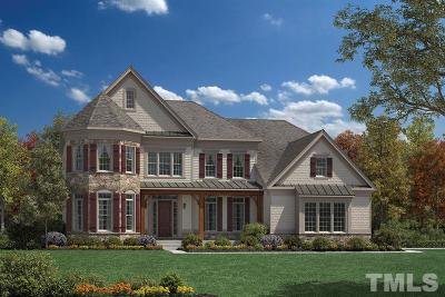 Apex Single Family Home Pending: 255 Oak Haven Drive