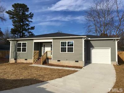 Pittsboro Single Family Home Contingent: 30 Briar Court