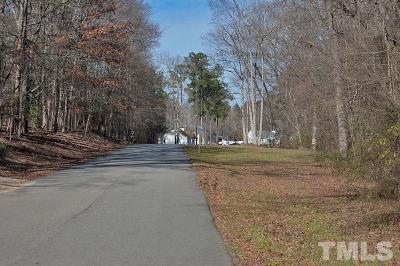 Spring Hope Residential Lots & Land For Sale: 1 N Walnut Street
