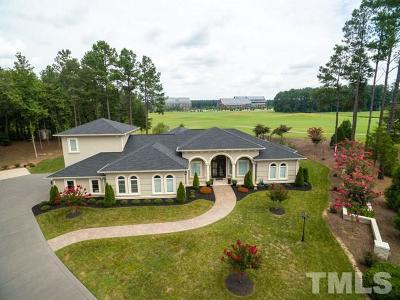 Harnett County Single Family Home For Sale: 168 Brandon Drive