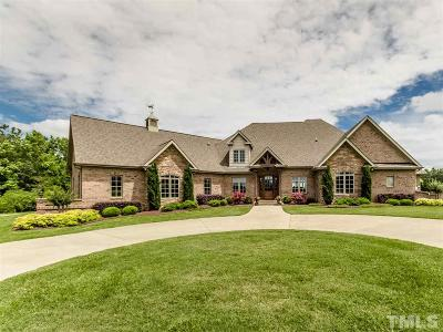 Willow Spring(s) Single Family Home For Sale: 6300 Danpatch Lane