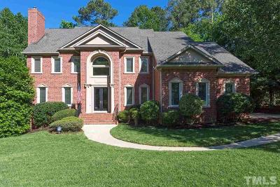 Wessex Single Family Home For Sale: 205 Cherwell Drive