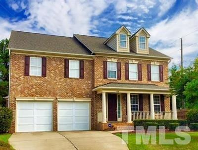 Holly Springs Single Family Home For Sale: 206 Olive Field Drive