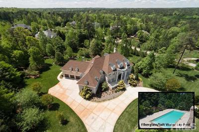 Raleigh Single Family Home For Sale: 1000 Clovelly Court