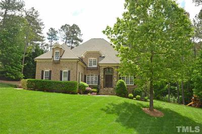 Raleigh Single Family Home For Sale: 1525 Bedford Hills Court