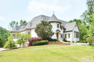 Durham Single Family Home For Sale: 24 Lytham Lane