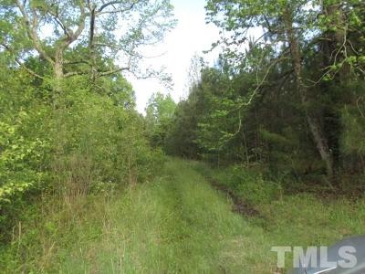 Granville County Commercial Lots & Land Pending: 2094 Lyon Station Road