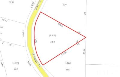 Residential Lots & Land For Sale: Granville Drive