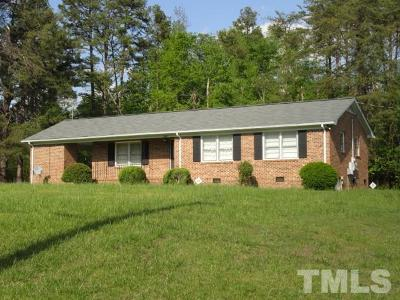 Single Family Home For Sale: 6807 Company Mill Road
