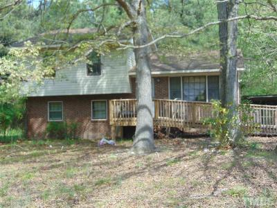Wendell Single Family Home For Sale: 226 Fox Run Drive